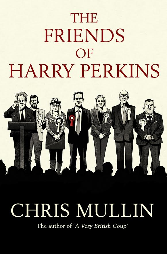 friends of harry perkins cover